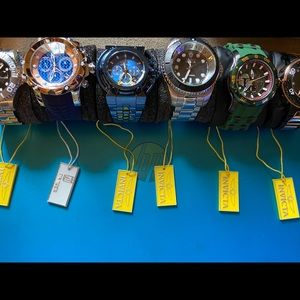 Watches, invicta, mens, 48mm-52mm